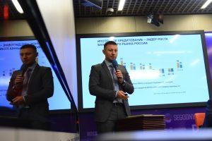 Самиев П.А. Управляющий директор Национального рейтингового агентства (НРА)