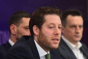 Том Левинсон, главный стратег FX/IR Sberbank CIB